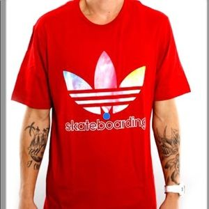 ADIDAS Men's WC TREF T-Shirt Size S